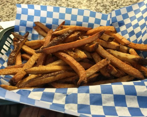 Fresh Cut Twice Fried French Fries